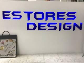 Moderne Arbeitszimmer von ESTORES DESIGN By Sérgio Soares Modern