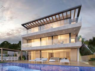 Casa SP1: Casas  por Traçado Regulador. Lda