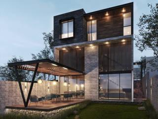 Residencia GT [León, Gto.] 3C Arquitectos S.A. de C.V.