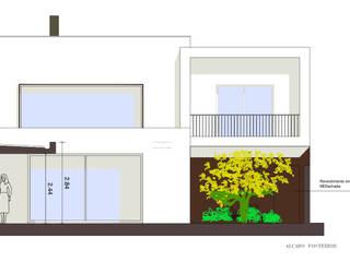 Posterior: Casas  por Teresa Ledo, arquiteta