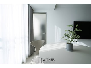 WITHJIS(위드지스) Balcony Алюміній / цинк Сірий