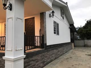 Casas de estilo escandinavo de 築地岩移動宅 Escandinavo
