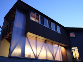 不作為のいえ: u.h architectsが手掛けた家です。