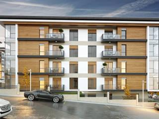 İzpek İnşaat | My Vista Smart Modern Evler Not Mimarlık Modern