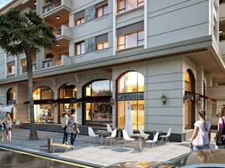 Ertürk İnşaat | Loca Modern Evler Not Mimarlık Modern