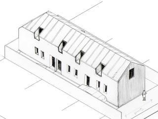 :  de estilo  por Fabrica Arquitectos