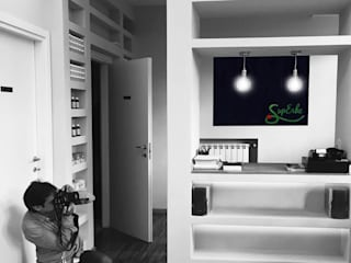Showroom #Superbe Negozi & Locali commerciali moderni di VITAE STUDIO - architettura Moderno