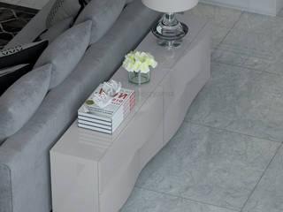 Decordesign Interiores Living roomAccessories & decoration Grey