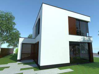 by Bureau Ha Architecten Modern