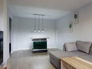 Reforma integral de un piso en Madrid : Comedores de estilo  de GRUPO STYLO REFORMAS Y DECORACIÓN en Madrid