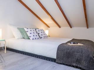 Byta Espacios Scandinavian style bedroom