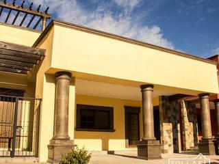 VillaSi Construcciones Casas de estilo rústico