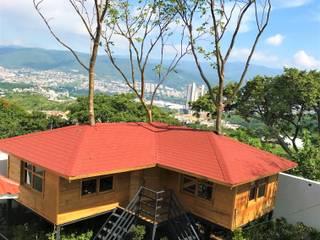 Classic style houses by Casas y cabañas de Madera -GRUPO CONSTRUCTOR RIO DORADO (MRD-TADPYC) Classic