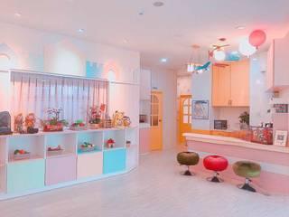 可愛LOBBY區:  學校 by 藏私系統傢俱