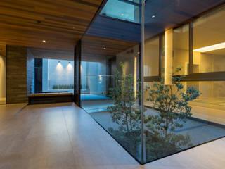 エスプレックス ESPREX Modern corridor, hallway & stairs