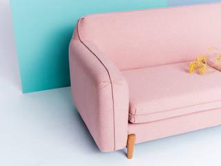 丹麥原創設計沙發: 斯堪的納維亞  by ForHome, 北歐風