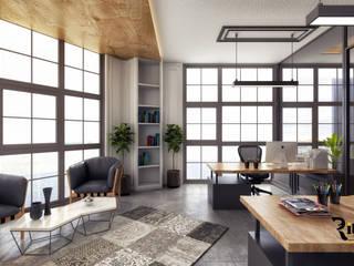 Ofis tasarımı Rita İç Mimarlık Modern