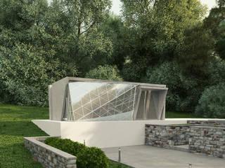 İran Bungalov Modern Evler Lotus Mimarlık/Architecture Modern