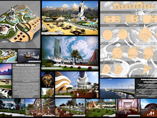 Kırgısiztan (krygzstan) project Modern Evler Lotus Mimarlık/Architecture Modern