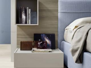 Decordesign Interiores BedroomBedside tables Beige