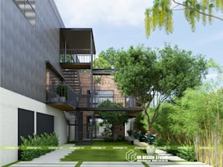 Villas by UK DESIGN STUDIO - KIẾN TRÚC UK,