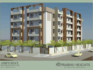 Sri Prabhu Heights:  Commercial Spaces by Arcade Engineers and Consultants