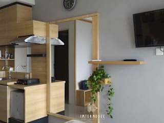 Dapur Dapur Minimalis Oleh Internodec Minimalis