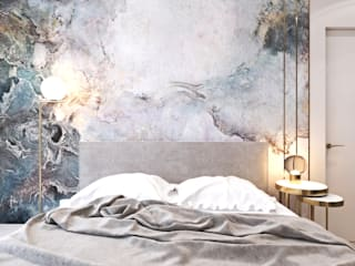 Bedroom by Ambience. Interior Design