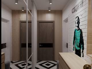 Industrial style doors by EM design Industrial