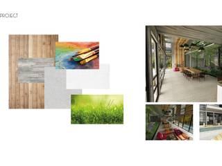 House in the Forest Casas minimalistas de Claudia Jasso Minimalista