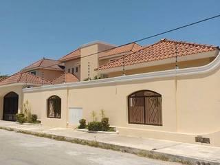 Villa de style  par SG Huerta Arquitecto Cancun , Classique