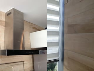 Kitchen by Hall Arquitectos