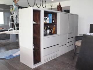 Mueble Bar.:  de estilo  por Piel Careto
