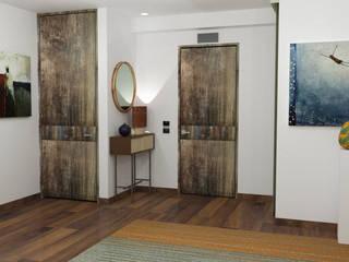 Omar Interior Designer  Empresa de  Diseño Interior, remodelacion, Cocinas integrales, Decoraciónが手掛けた現代の, モダン
