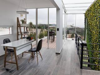 Moderne Geschäftsräume & Stores von TARE arquitectos Modern