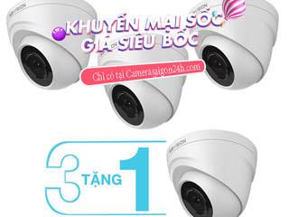 Salas multimedia de estilo  de Công Ty An Thành Phát, Moderno
