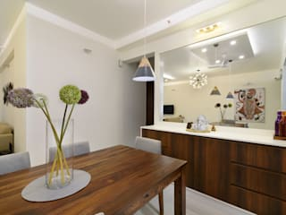 RESIDENTIAL PROJECT 5 Modern dining room by Art Home Production Modern