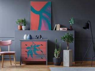 Inspiracje w kolorze Living Coral od MYLOVIEW