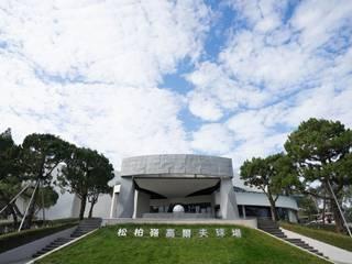 現代風-松柏嶺高爾夫球場會館改建 根據 司創仁和匯鉅設計有限公司 現代風