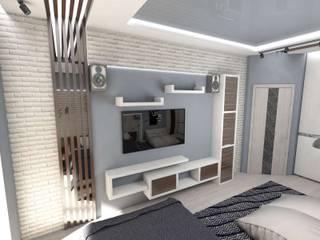 комната подростка: Спальни для мальчиков в . Автор – студия дизайна Ольги ковалевой