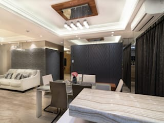 RESIDENTIAL PROJECT 4 Modern dining room by Art Home Production Modern