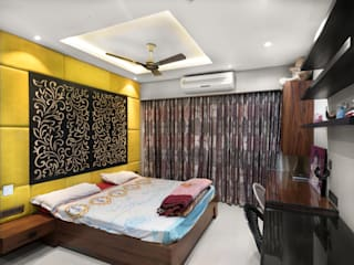 RESIDENTIAL PROJECT 4 Modern style bedroom by Art Home Production Modern