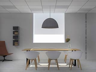 Дизайн офисов Офисы и магазины в эклектичном стиле от Characteriors Эклектичный