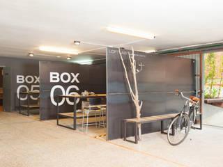 LoftLab Bolivia: Edificios de oficinas de estilo  de ESTUDIO DE CREACIÓN JOSEP CANO, S.L.,