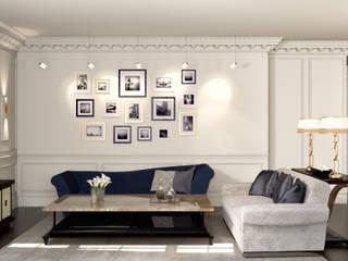 Premium Interior Гостиная в классическом стиле от Characteriors Классический