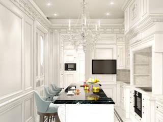 Premium Interior Кухня в классическом стиле от Characteriors Классический