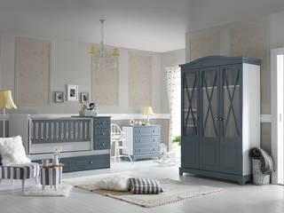 Bbutik Mobilya – Zen Bebek Odası : modern tarz , Modern
