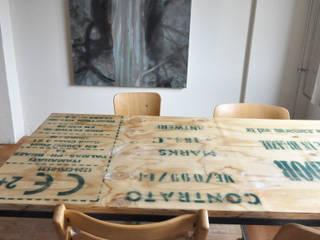 Tafeltje dekplaat:   door Studio Made By