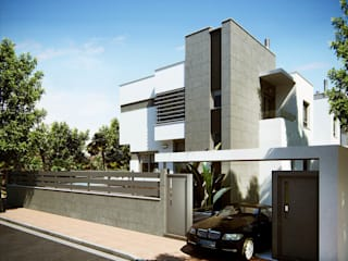Houses by GSM Edificaciones