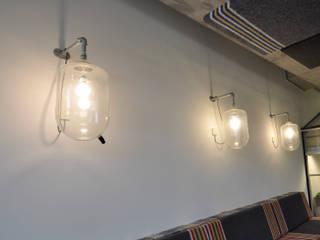 Koeien lamp:   door Studio Made By